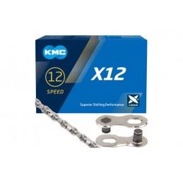 Catena KMC 12 velocità X12...