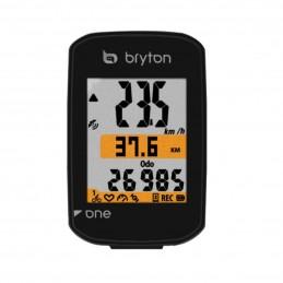 Rider UNO Bryton cycle...