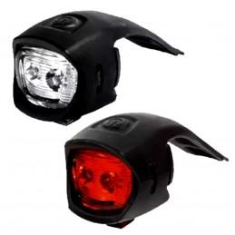 LED Light Kit front+rear...