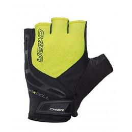Chiba Gloves Cool Neongelb...